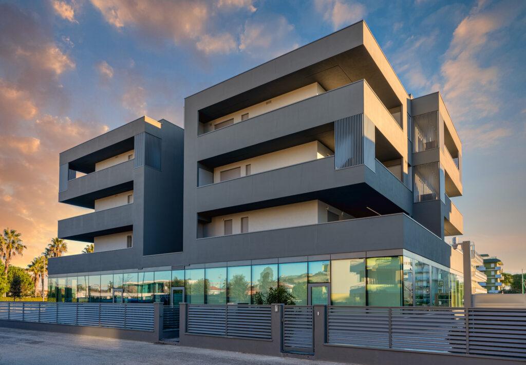 K-Palace appartamenti a Giulianova Lido